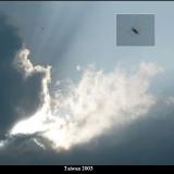 НЛО, 2003 год - Тайвань.