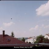 НЛО, 2003 год - Скурова, Польша, 26 июля.