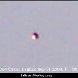 НЛО, Октябрь, 2004 год – Халиско, Мексика.