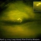 НЛО, 23 апреля, 2004 год – Лонг-Айленд, Нью-Йорк.