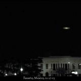 НЛО, 2003 год - Розарио, Мексика