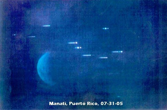 НЛО, 2005 год – Пуэрто-Рико.