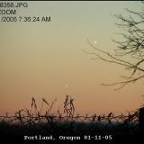 НЛО, 2005 – Портленд, штат Орегон.