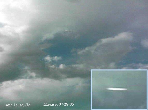 НЛО, Июль, 2005 год – Мексика.
