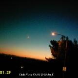 НЛО, 29 января, 2005 год – Чула-Виста, штат Калифорния.