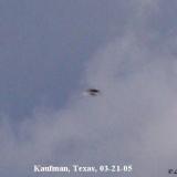 НЛО, 2005 год – Кауфман, штат Техас.
