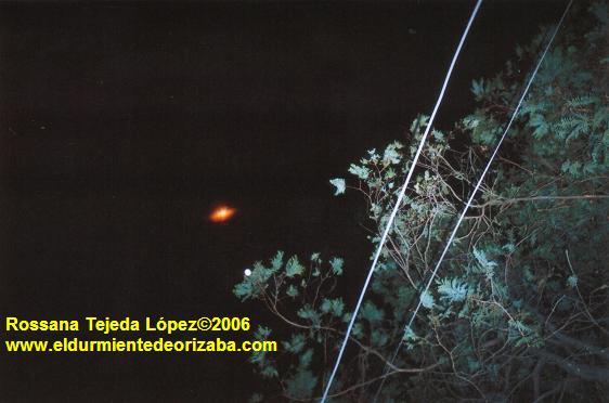 НЛО, 10 марта, 2006 год – Орисаба, Мексика.