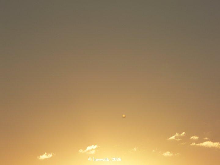 НЛО, 2006 год – Я запечатлел этот объект 5 сентября 2006 года в 19:17 вечера в Восточном Техасе.