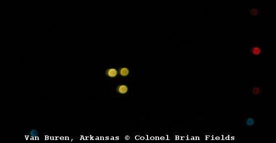 НЛО, 2007 год – Ван Бурен, штат Арканзас.