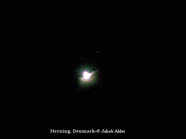НЛО, 2007 год – Хернинг, Дания.