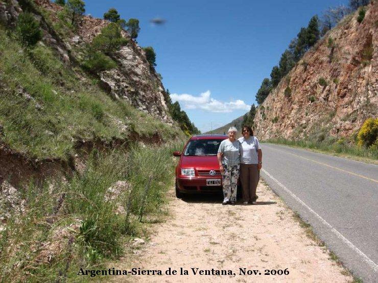 НЛО, 2006 - Сьерра-де-ла-Вентана, район Буэнос-Айреса