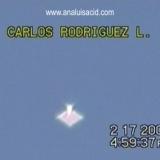 НЛО, 15 марта, 2007 год – Мехико.