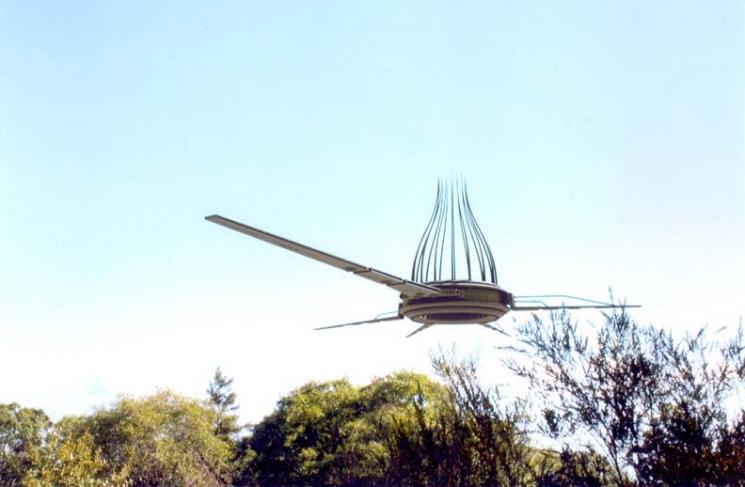 НЛО, Апрель, 2007 год – штат Калифорния.