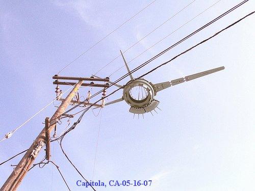 НЛО, 16 мая, 2007 год – Капитола, штат Калифорния