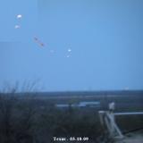 НЛО, 10 марта, 2009 год – штат Техас.