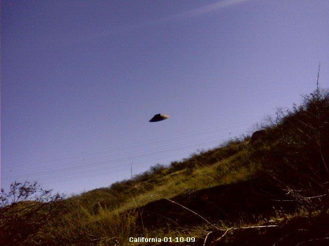 НЛО, 2009 год – Сан-Диего, штат Калифорния.