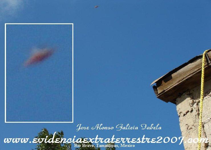 НЛО, 2008 год – Рио-Браво, Тамаулипас, Мексика, см. ранее.