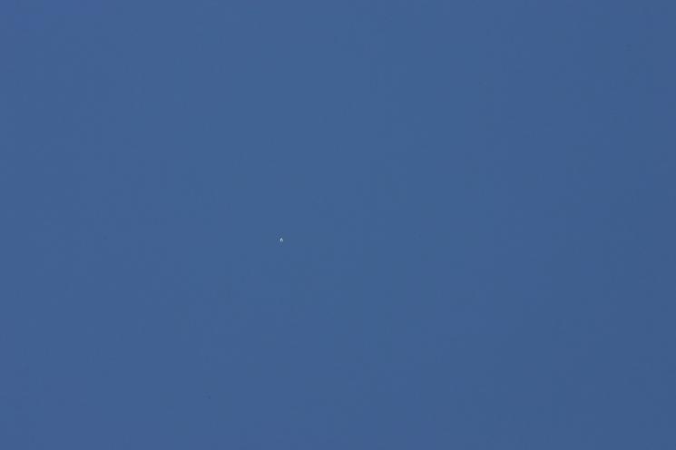 НЛО, 18 сентября, 2010 год – штат Вашингтон.