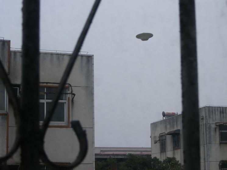 НЛО, 2010 год – Китай.