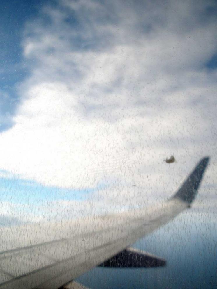 НЛО, 14 января, 2011 год – рейс Сидней-Мельбурн.