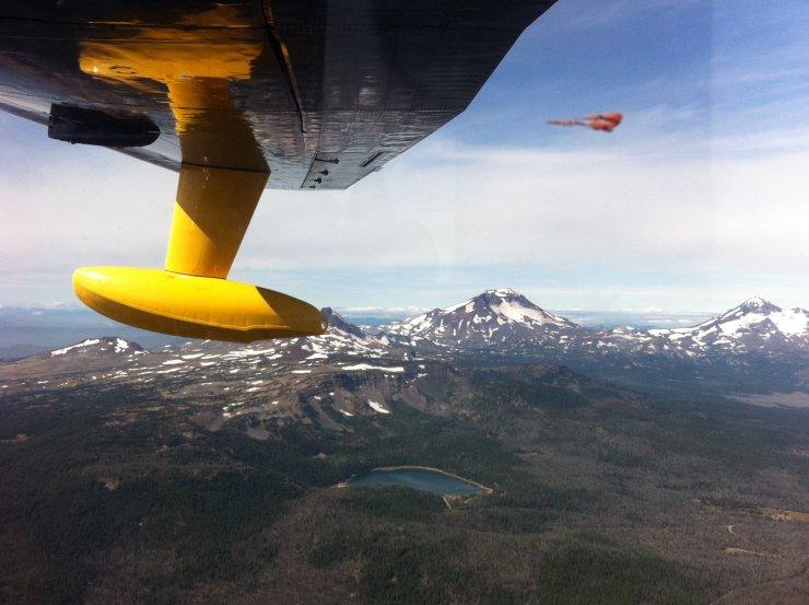 НЛО, 2012 год – штат Орегон.
