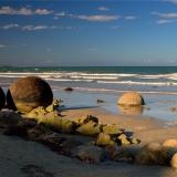 Каменные сферы Моераки Болдерс