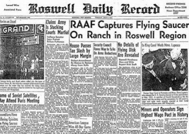 roswell essay Roswell essays my belief on roswell is that the incident is not what everyone makes it up to be it was not an alien crash landing the farmer that found it all didn't find anything more than the military stated.