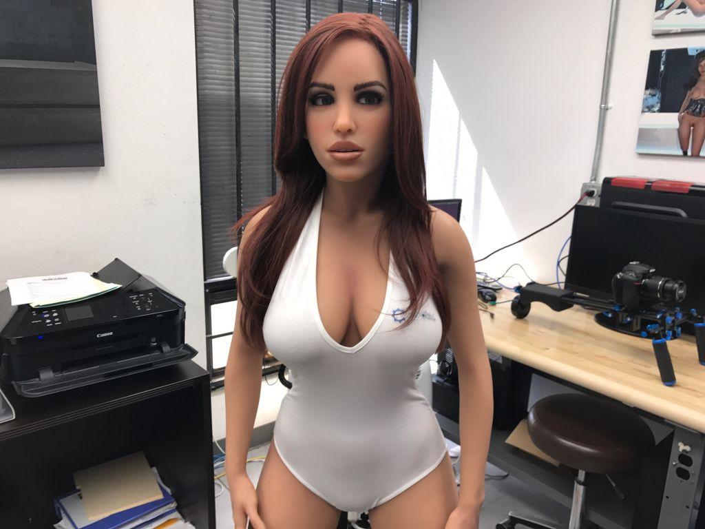 Секс роботы российского производства