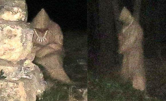 Монах привидение