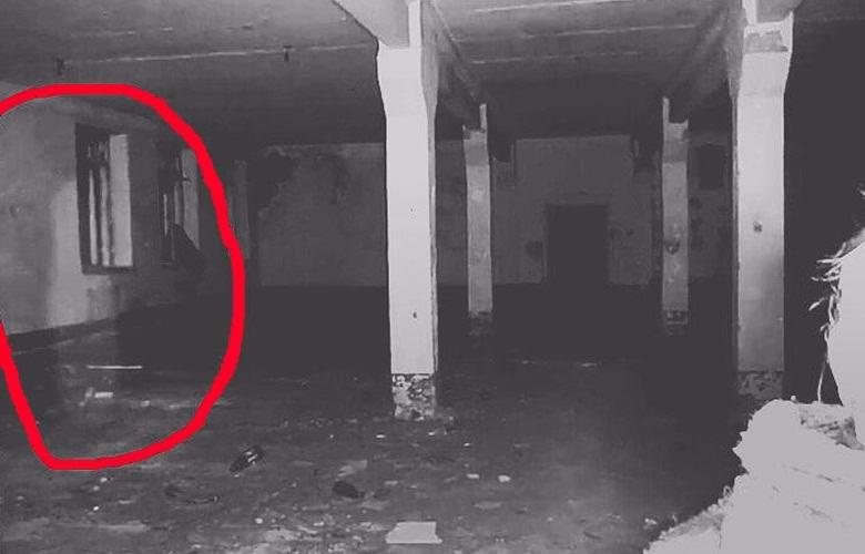 Дух убитой девушки