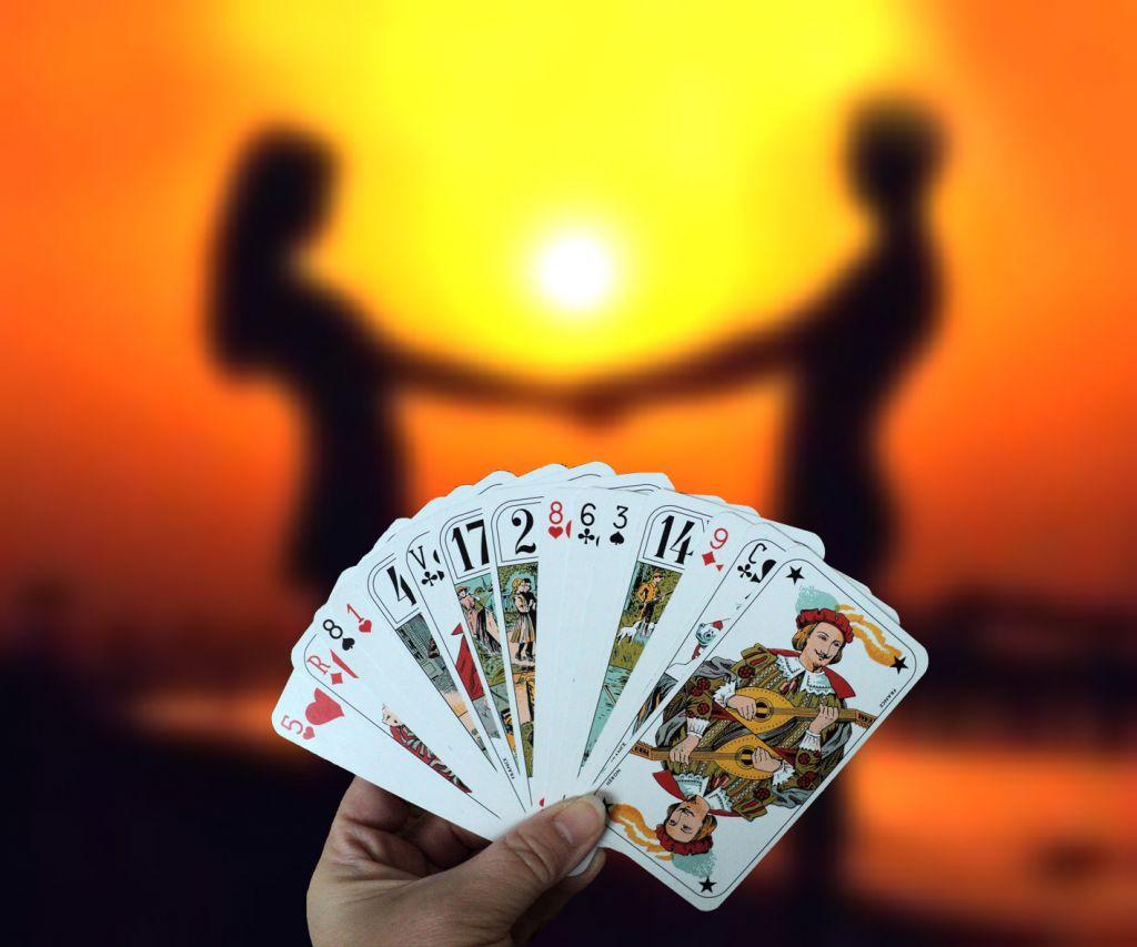 Гадание на игральных картах, онлайн, бесплатно