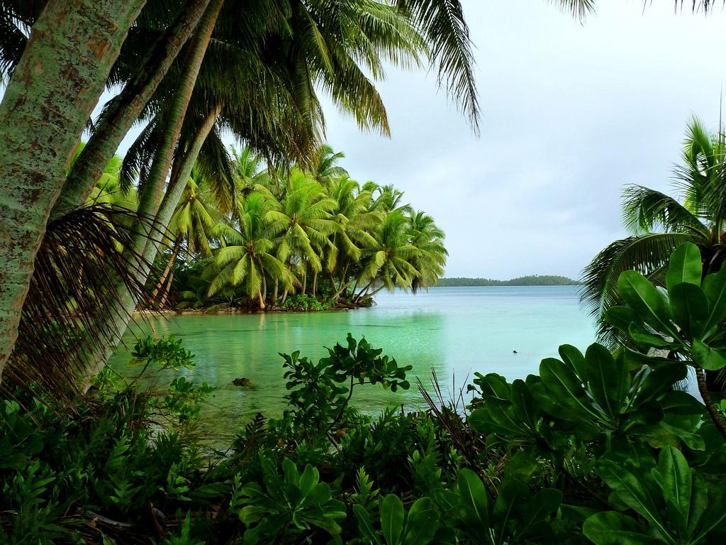 Необитаемые острова самые красивые в мире