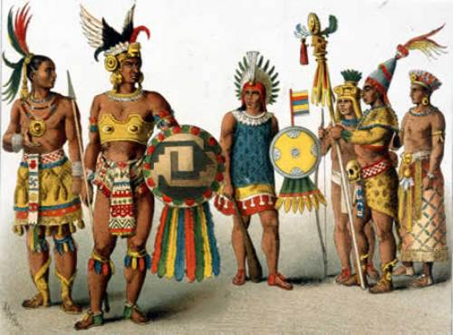 an introduction to the history the aztecs as native american people History of the aztecs including mexico city  but the god himself has an extraordinary role in american history are with the tlaxcala people.