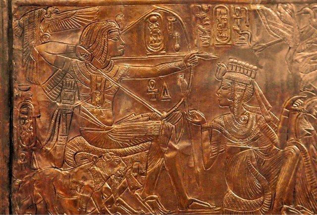 Древний секс египтиан