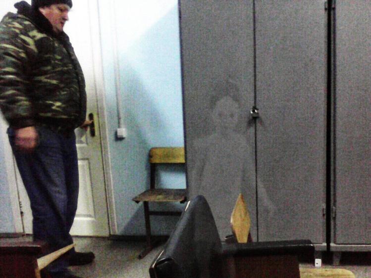 Фото привидения в Воронеже