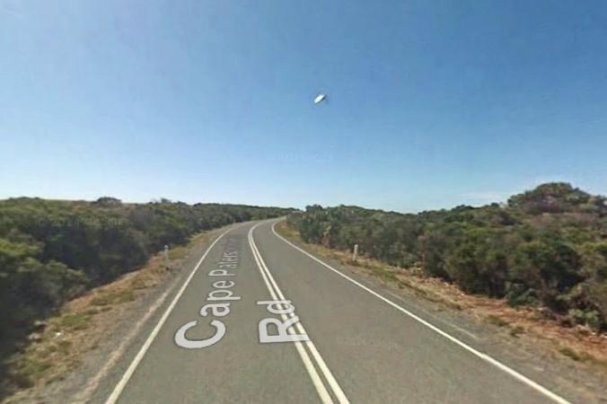 НЛО на картах Google Earth