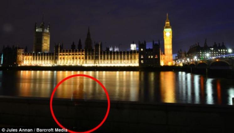Призрак в Лондоне