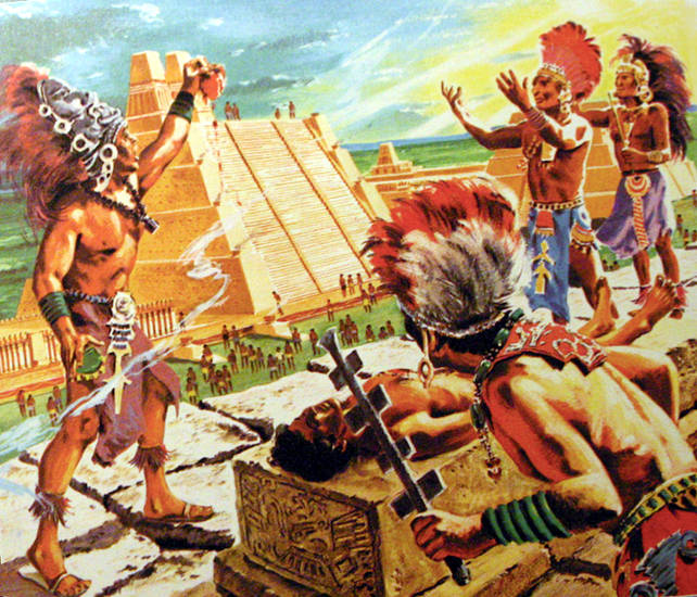 the history culture and religion of the great aztec civilization Ancient aztec festivals, celebrations and holidays about an era in which the aztec culture was almost great masses of aztec people journeyed from.