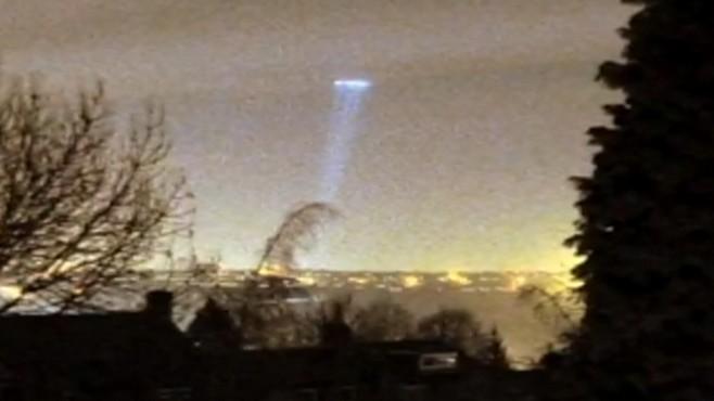 НЛО в Китае