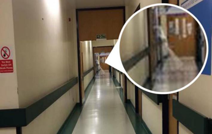Привидение в больнице