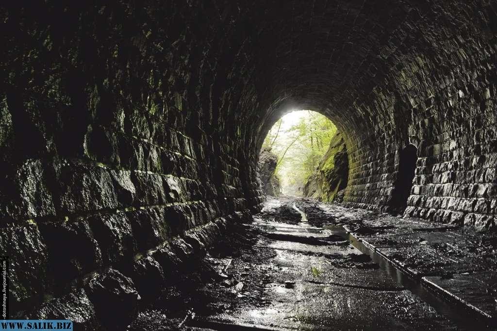 Железнодорожный тоннель в воронеже фото тоф