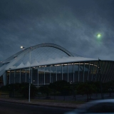 Портал в небе над Кейптауном
