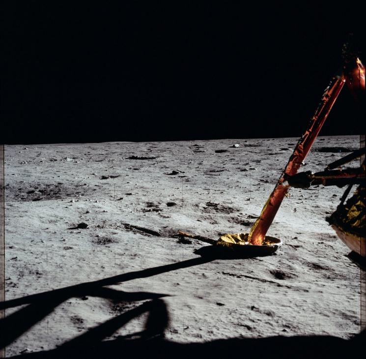 Фотографии программы Аполлон-11