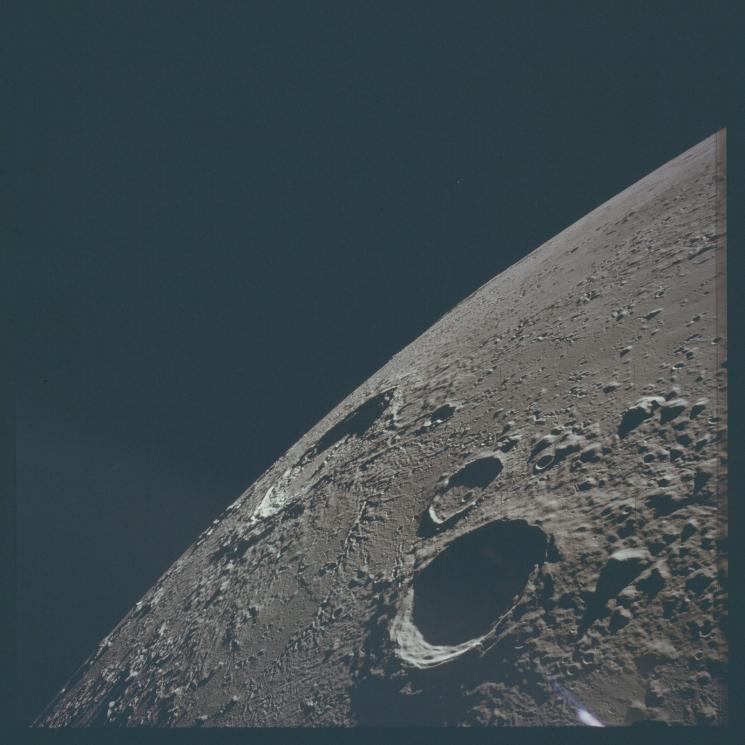 Фотографии программы Аполлон-12
