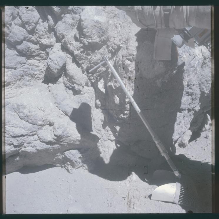 Фотографии программы Аполлон-16
