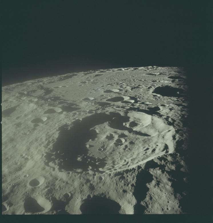 Фотографии программы Аполлон-17