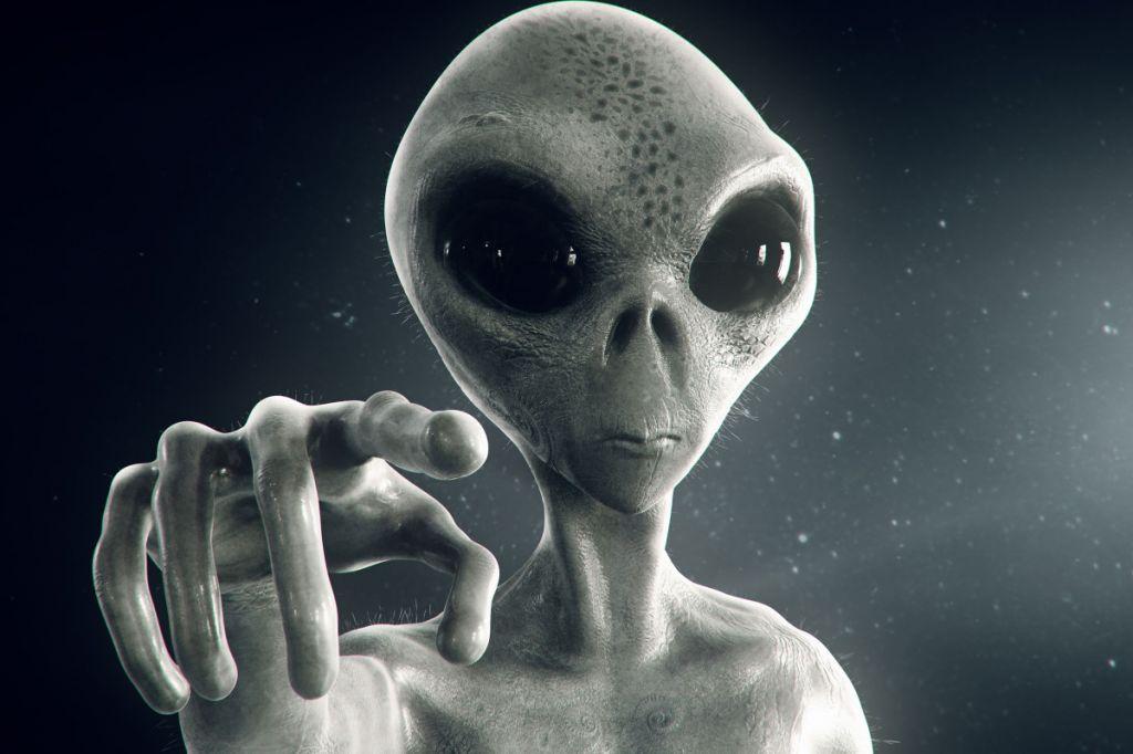 Порно видео людей с пришельцами или иными существами