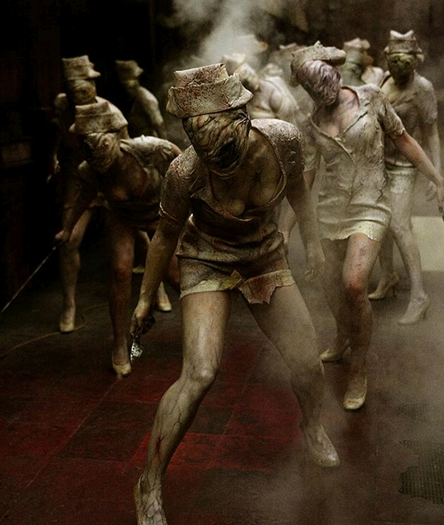 Кадр из фильма «Silent Hill» TriStar Pictures/Wikimedia Commons