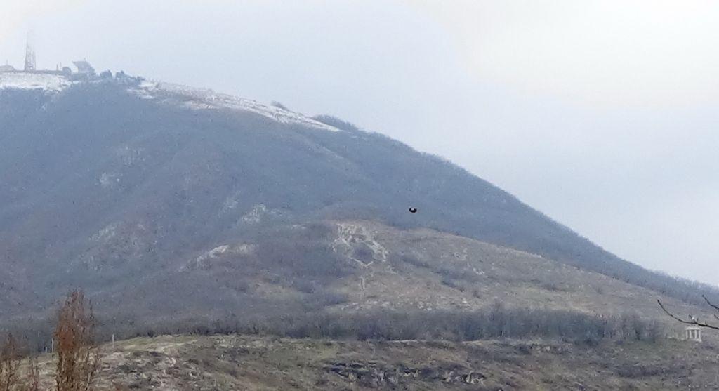 Фотография НЛО в Пятигорске