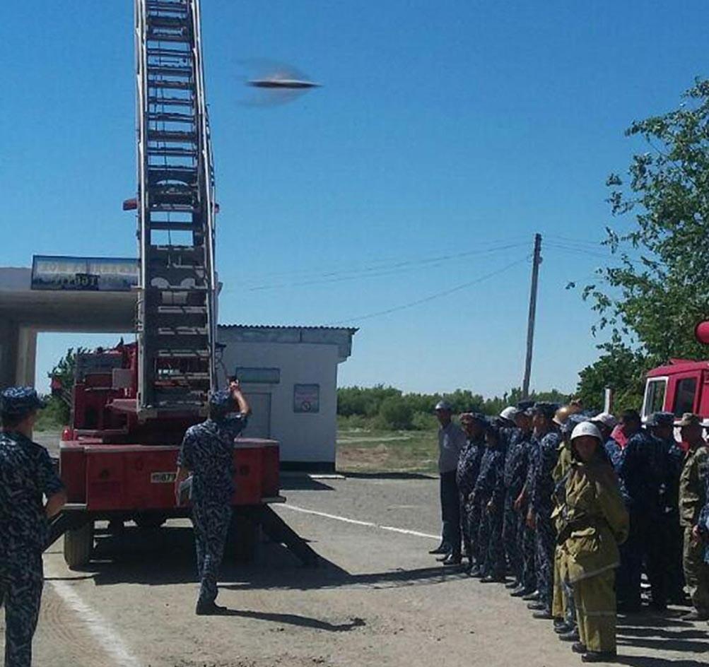 НЛО в Узбекистане
